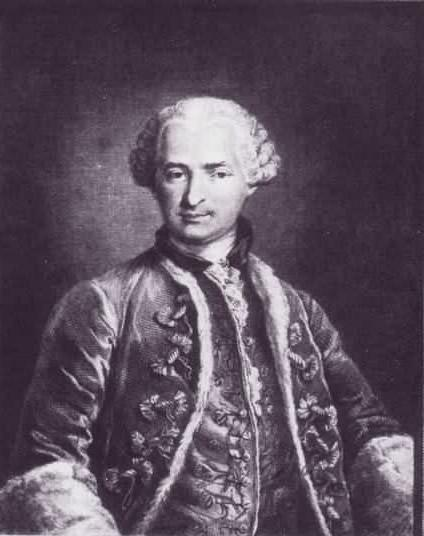 comte de st germain